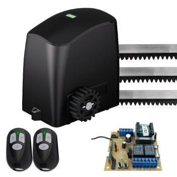 b4ffcc50075 Kit Motor Para Portão Eletrônico Deslizante 3 Metros Rcg Pl