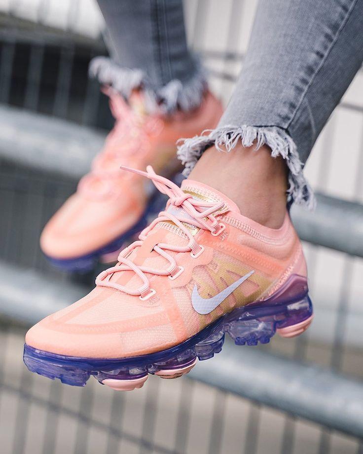 Nike Air VaporMax 2019 in bunt AR6632 603 | Sneakers