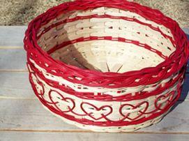 Valentine Bun Basket