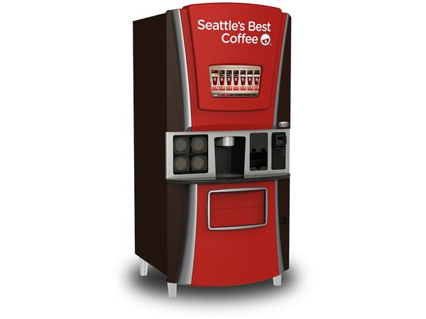 The 25+ best Coffee vending machines ideas on Pinterest Coffee machine parts, Drink vending ...