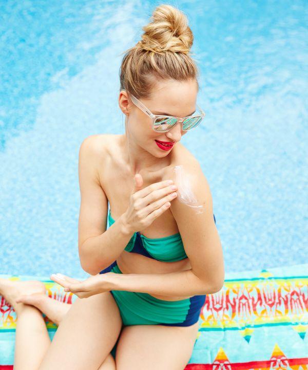 Sunburn Relief - Best Sunburn Treatment Skin Products
