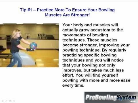 Free Bowling Tips To Score Higher - Free Bowling Lesson - (More info on: http://1-W-W.COM/Bowling/free-bowling-tips-to-score-higher-free-bowling-lesson/)
