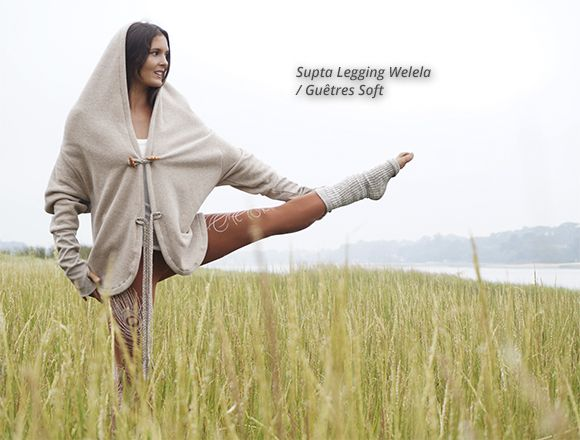 Supta Legging Welela/Guêtres Soft