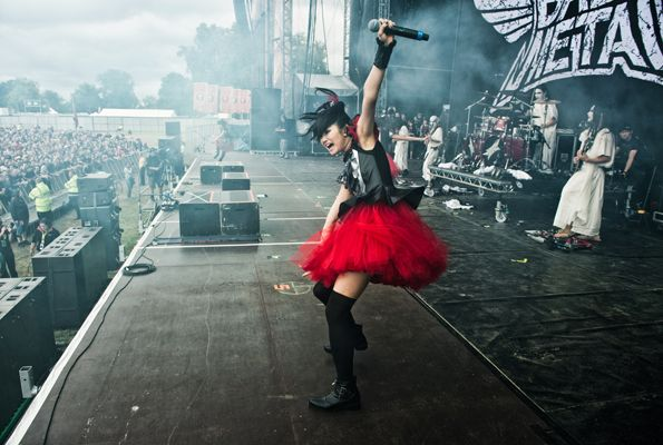 The Hottest Live Photos of 2014 Pictures - Babymetal | Rolling Stone
