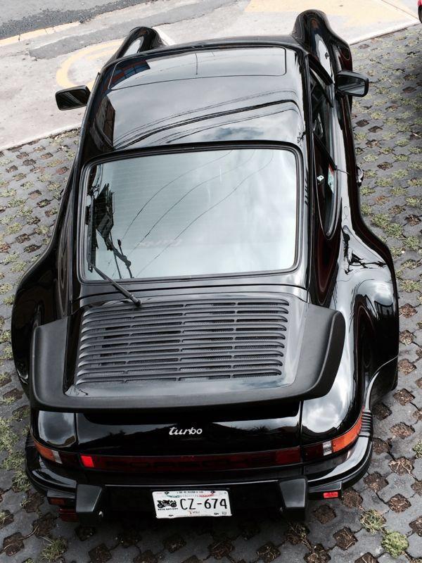 Espectacular!!!!  Porsche 930