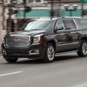 Test drive of 2015 GMC Yukon SLE 4dr SUV in Iridium Metallic