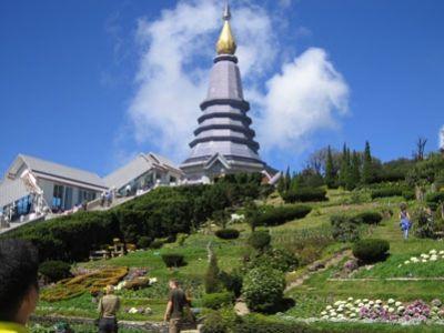ドイインタノン国立公園 タイのおすすめ観光名所
