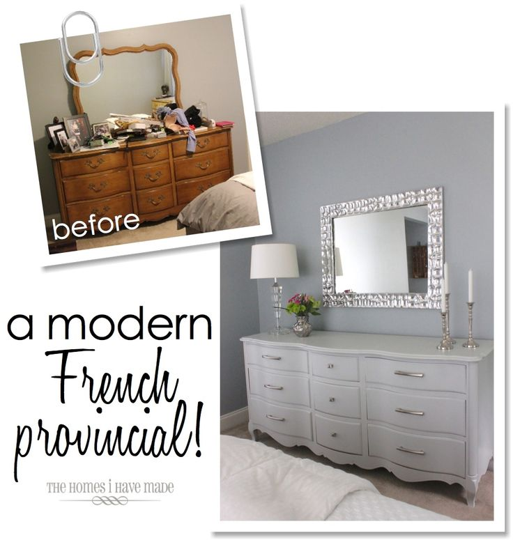 The Homes I Have Made: A Modern French Provincial!