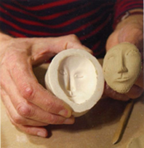 Information on making/using plaster molds