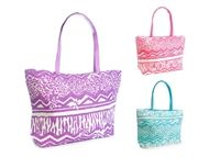 Pastel Aztec Bag (RRP £15.99) now only £9.98!