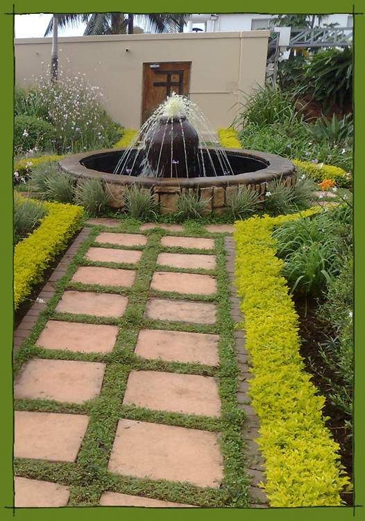 23 best images about south african gardens on pinterest for Garden ideas south africa