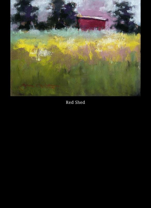 Jane Christie pastel: Christy Pastel, Christie Pastel, Landscape, Painting