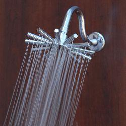 beautiful rain shower head with high pressure hand held shower heads