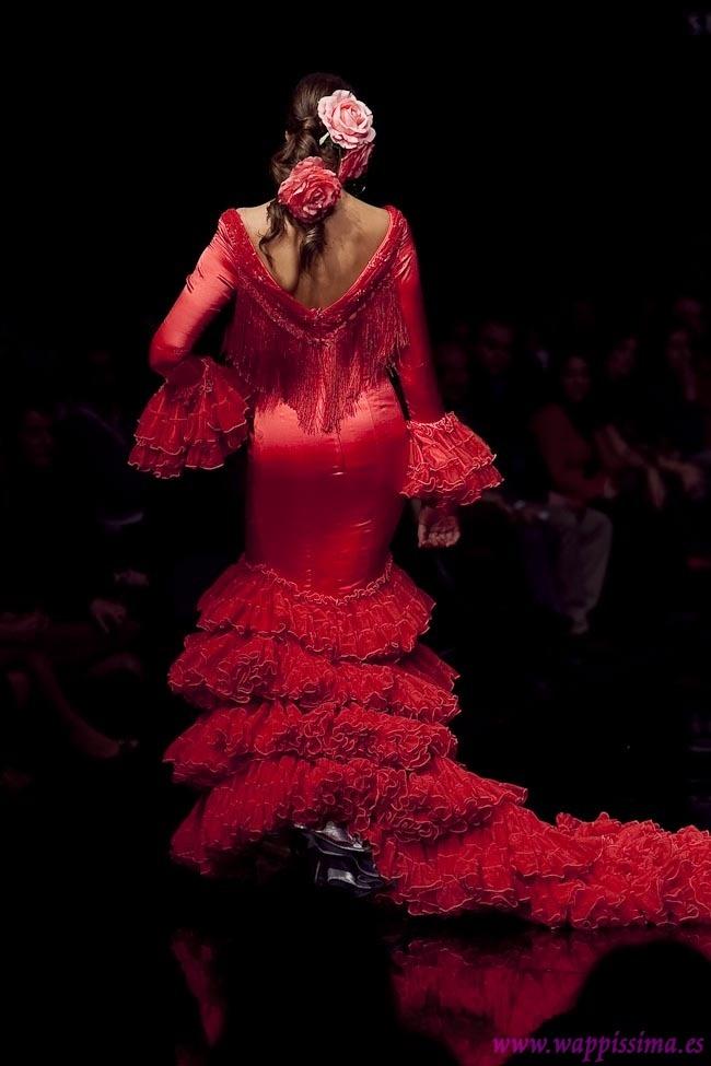 Traje _ Flamenco