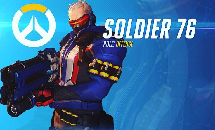 Soldier 76 is definitely my favorite overwatch character who's yours? Be sure to sign up for our free shirt giveaway at eklecticshirts.com #overwatch #blizzard #gamer #gamerlife #tshirtlovers #follow4follow #overwatchgame #gamers #fps #gaming #pcgamer #pcgaming #gaminglife #nerdy #nerdlife #nerd #nerds #fpsgames #followforfollow #flsc #fslc #fslcback #geeky #giveaway #sweepstakes