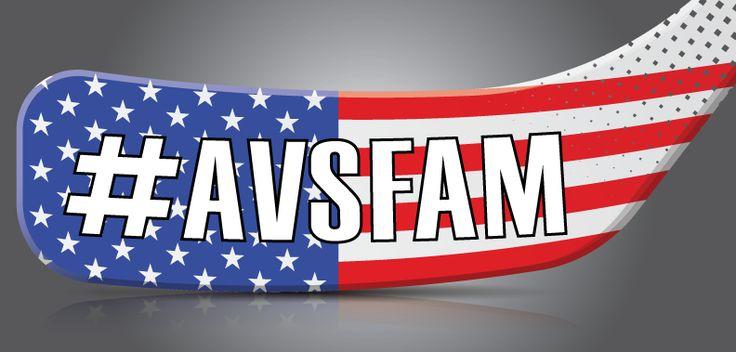 #AVSFAM USA Twitter/FB Profile background