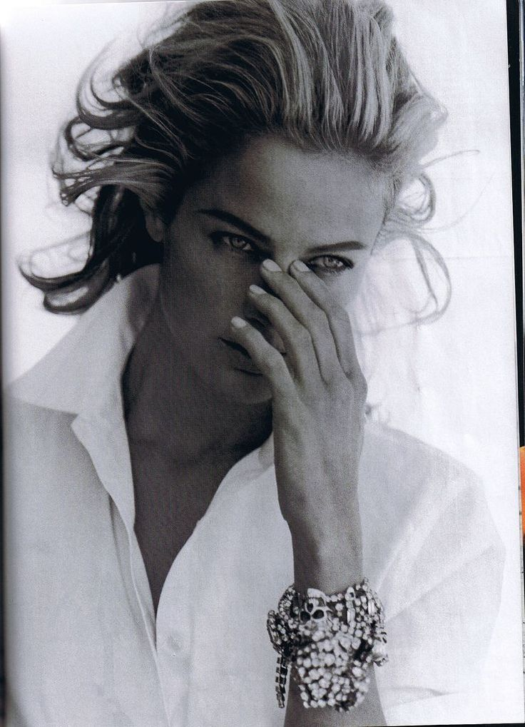 Harper's Bazaar - the best of summer - Carolyn Murphy - May 2006