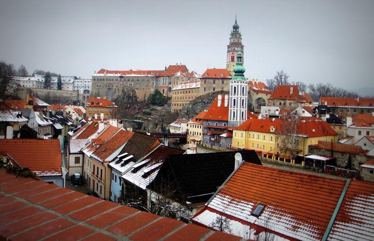 Český Krumlov- winter time