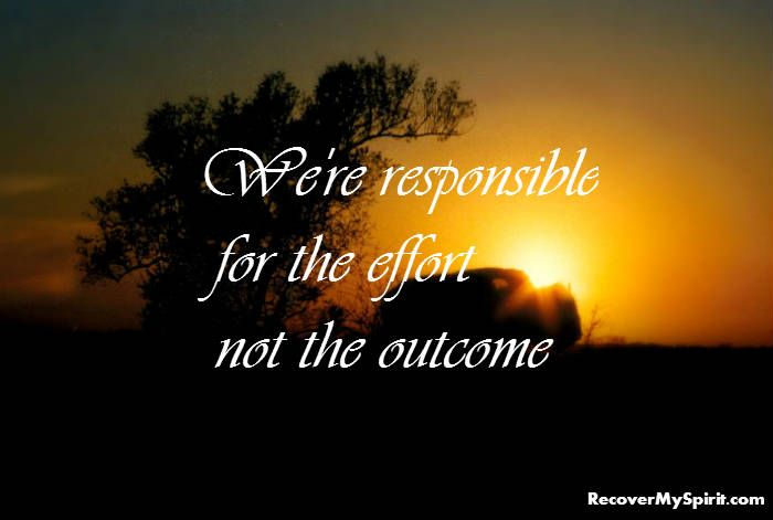 Recovery quotes: sharing and carrying the message of hope. Some good healthy recovery quotes to heal the spirit. please share