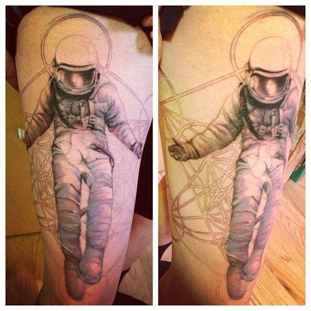 Les tatouages de Jeff Gogue