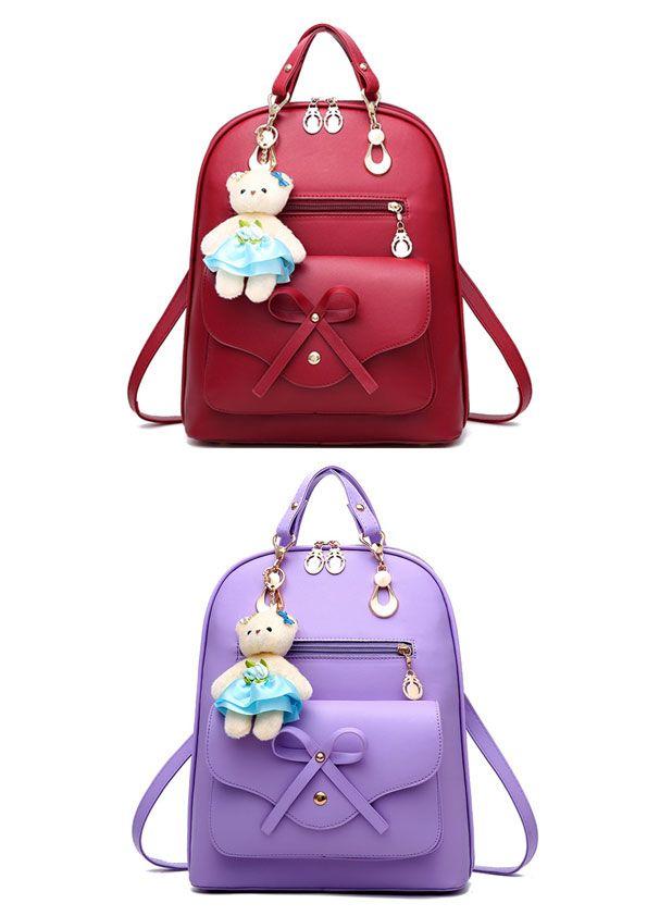 b29cf35ac5 Teenagers Girls Leisure Backpacks