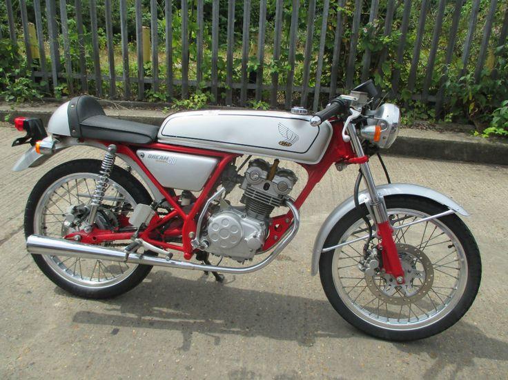 Honda Ac 15 Dream 50cc Honda Mopeds And Motorbikes