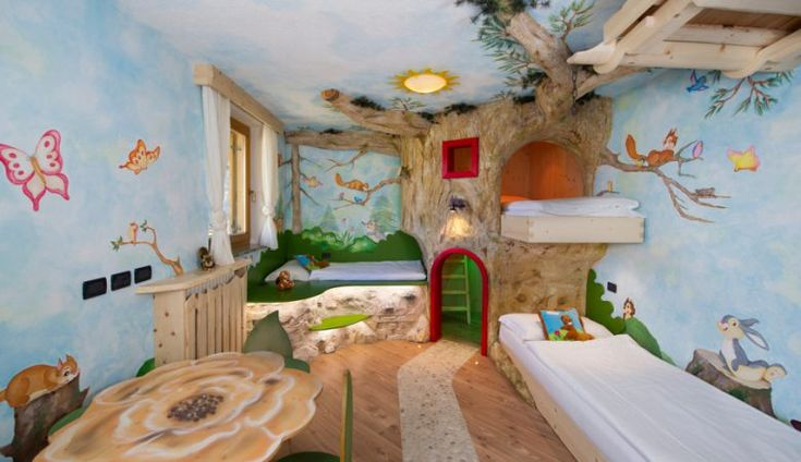 ITALIE | Dolomieten | Familiehotel La Grotta