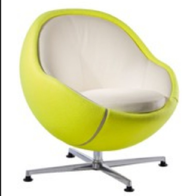 Another Tennis Chair 