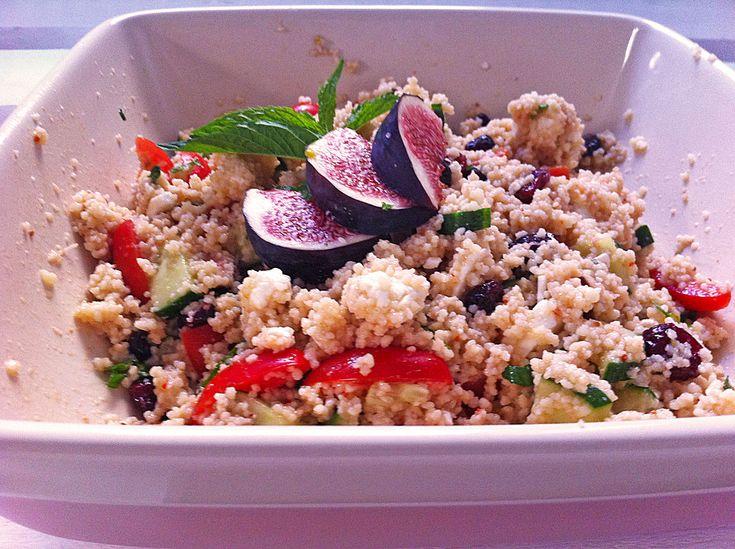 Couscous Salat orientalisch