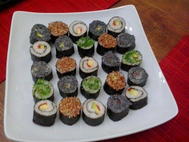Primo sushi vegan – Vegan blog – Ricette Vegan – Vegane – Cruelty Free