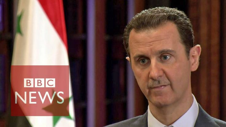 Syria conflict: BBC exclusive interview with President Bashar al-Assad (...