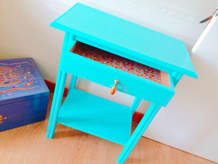 1000 ideas about peinture sans poncer on pinterest for Peinture sans sous couche pour meuble