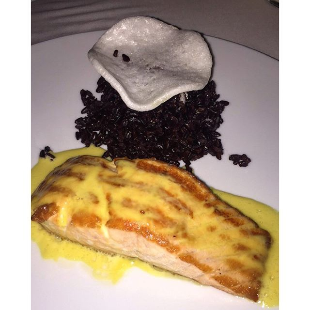 Super delicious dinner at THE TWENTYONE RESTAURANT & BAR! Photo by @k_k_world