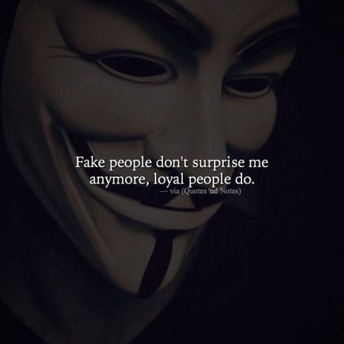 Fake people don't surprise me anymore, loyal people do. —via http://ift.tt/2eY7hg4