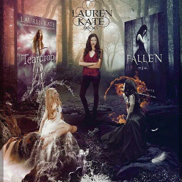 Fallen & Teardrop. Las dos sagas de Lauren Kate