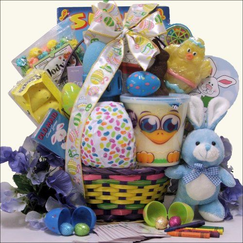 310 best easter images on pinterest chocolate gifts chocolates hoppin easter fun boy childs easter basket ages 3 to 5 years old negle Image collections