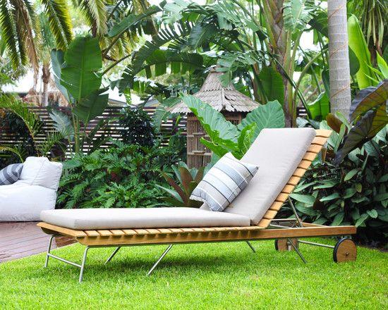 Balinese Garden Design Ideas .