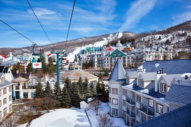 Quebec ski deals in the 2016-2017 season include this amazing Canadian lift pass program. - Robert Chiasson / Getty Images