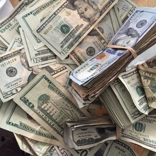 Money flows to me in avalanches of abundance everyday, in every way and in every amount