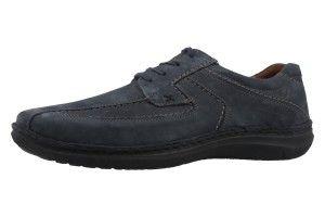 JOSEF SEIBEL - Herren Halbschuhe - Anvers 08 - Blau Schuhe in Übergrößen