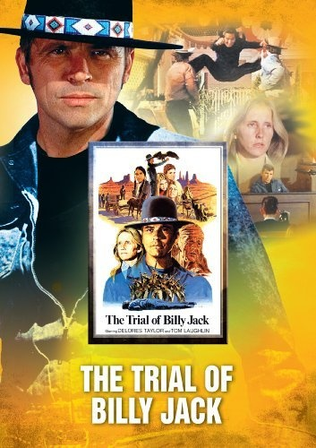 """The Trial of Billy Jack"" with Tom Laughlin....This was my favorite of the Billy Jack movies!"