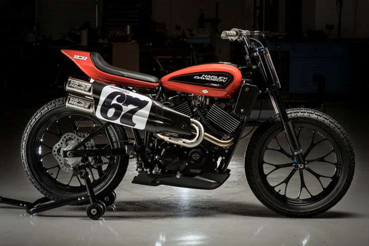Brand new Harley Davidson XG750R  looks like Harley just remembered it used to race and win