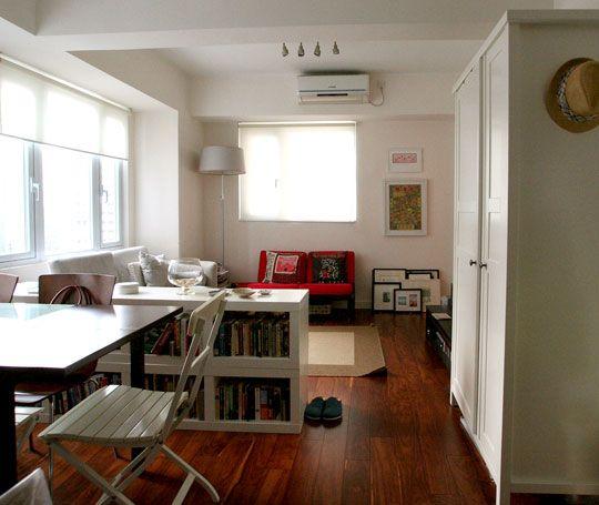 Cherry jeff create a home in hong kong dining hong for Arredare un loft