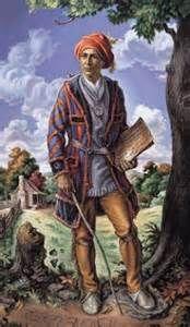 Famous Cherokee Indians: Sequoyah - A Literary genius