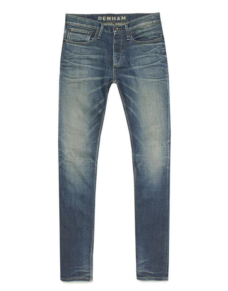Denham - Jeans - Bolt Skinny Fit Lhsnc