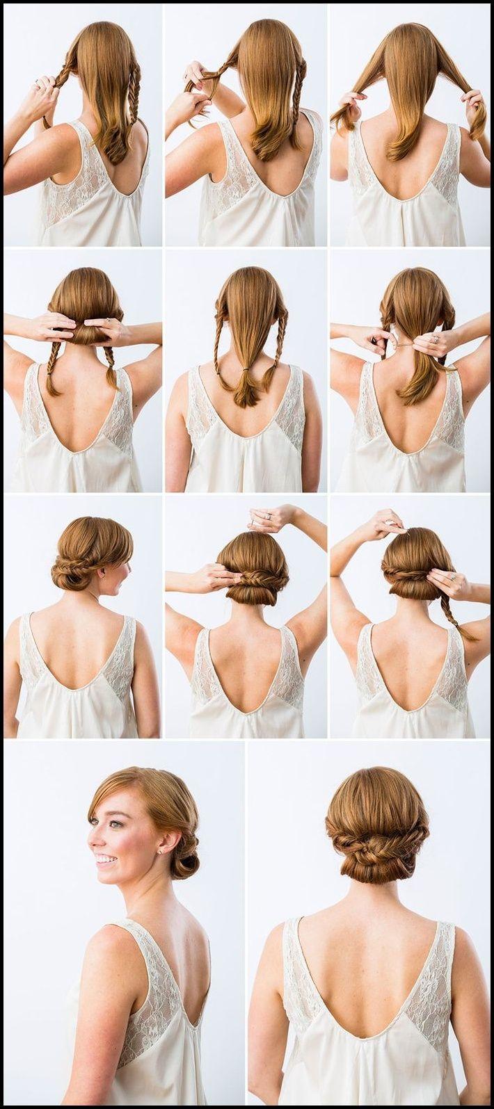 ▷ 90 + Ideen für Brautjungfern Frisuren zur Inspiration und … | #damenfrisuren2018 #frisuren #trendfrisuren #neuefrisuren #haarschnitte #damenfrisuren #frauen #winterfrisuren #beliebtefrisuren2019   – Einfache Frisuren