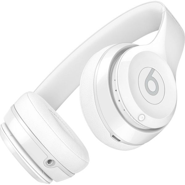 Beats Solo3 Wireless Headphones - Beats by Dre ($300) ❤ liked on Polyvore featuring accessories, tech and electronics