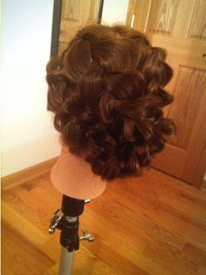 Learn how to do the latest hairstyle updos. Get tips on styling your clients long hair for weddings and special events.French Braids, Hairstyles Updo, Braids Updo, Long Hair, Braids Style, Latest Hairstyles, Hair Style, Side Buns, Braids Buns