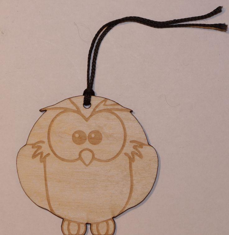 Cute Owl gift tag