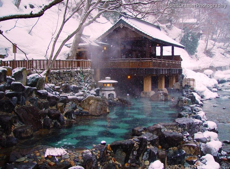 Photograph Takaragawa Hot Springs By John Cramer On 500px 露天